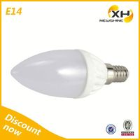 Enery Saving High Quality E14 Led Candle Bulbs / E14 Candles Led Lights