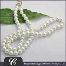 High Quality Latest Design Beads Necklace, Popular Pearl Jewelry Bead Necklace Designs