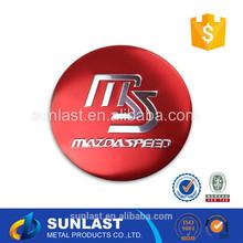 Sunlast toda marca de coches 2D 3 M sticky coche del emblema del coche / aleación calcomanías OEM499