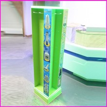 Wholesale mobile accessories display stand/cell phone accessories display /cellular accessories rack