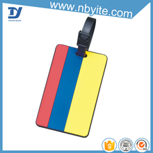Classic high quality city airline baggage tag