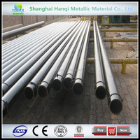 China factory supply ms pipe oil and gas pipe astm a53