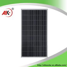 High performance solar panel module watt