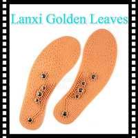 pvc massage magnetic insoles for shoes football shoes insole