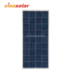 125w 12V High Efficiency Polycrystalline Solar Panel