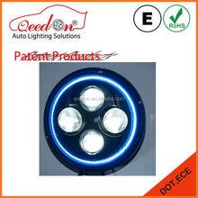 Qeedon original design bulb free headlight led head lamp