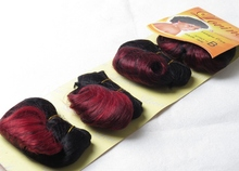 LOVINA AFRO-B WEAVING SYNTHETIC HAIR EXTENSION FOR WOWEN