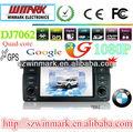 """DJ7062 7 de coches reproductor de DVD """"pantalla táctil LCD para BMW E46/M3 MTK3360 (Win CE 6.0) Canbus/GPS/BT/RDS/Radio/TV/Ipod/"""