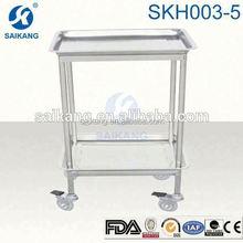 CHINA FACTORY!!!instrument nursing trolley