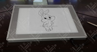2015 New Art materials LED Tracing Light Pad for kids