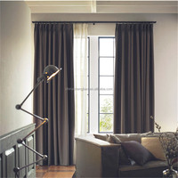 Hotel Blackout Curtain with Magnetic Strip
