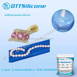Where to buy silicone rubber for bracelet molds