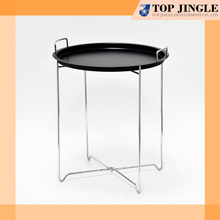 High Quality Barbecue Grill Designed Foldable Table with Handles