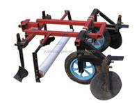 mulch applicator for peanut, potato and tabacco