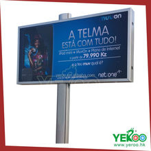 Double side outdoor highway advertising sign Media