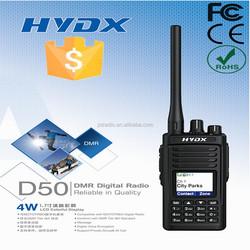 HYDX D50 Digital Police Scanner Handheld Radio Transceiver Price