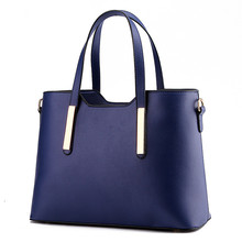 2015 China Newest Wholesale Exported Trendy Leather Handbag For Women