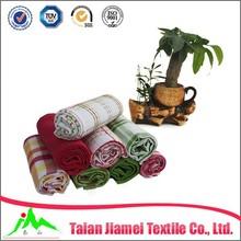 china manufacturer custom cheap kitchen textile plain white cotton tea towels wholesale (many design for choose)