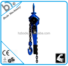 durable High quality lever hoist lever block from china
