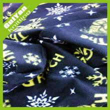 high quality recycled fleece fabric