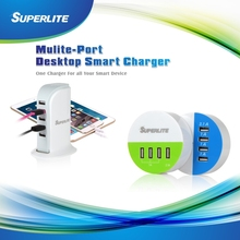 New design promotional usb charger station CE ROHS approval