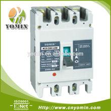 225A 3-POLE interruptor de caja moldeada MCCB