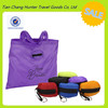 Alibaba China custom durable 210D polyester foldable bag for shopping