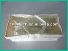 High quality Aluminum casting filtration bag