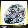 DOT FUSHI ABS motorcycle unique full face helmet