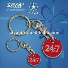 hot selling metal cool keychains with low price(KC6012)