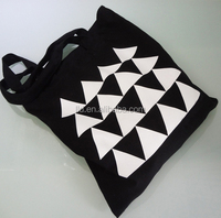 Customized cotton canvas tote bag , cotton bags promotion , Recycle organic cotton tote bags wholesale