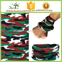 circle round loop scarf custom tube bandana