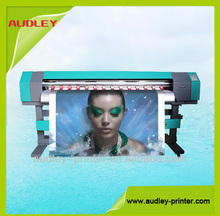 Audley 1.8 meters flex printing machine price in india with CE and SGS ADL-A1951