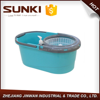 360 rotating Innovative cleaning spin mop with sell household itemJW-A031