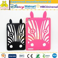 New Custom Desigh for Ipad Mini Silicone Case Waterproof Tablet Case