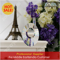 Factory direct sell curtain beads crystal for Middle East&India
