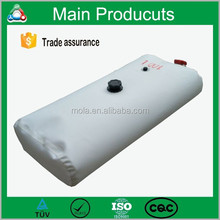 Hot Flexible Durable Movable Square Portable Plastic Galvanized Water Pressure Tank With Cheap Price For Sale