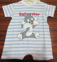 Printed Baby Romper /Kids clothes supplier /2014 Season