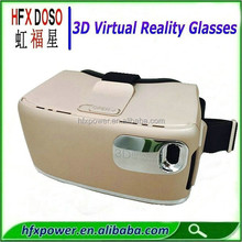 Best style Full screen Virtual Reality 3D VR Glasses For iPhone Android