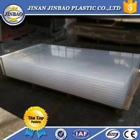 """clear and color 100% new material 3/4"""" thick perspex sheet"""