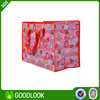 promotional recyclable non woven wine bag GL360