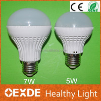 New Products China Wholesale 5W/7W SMD 2835 LED Emergency Bulbs Lights