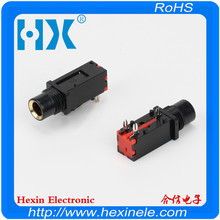 Good quality connector 6.35mm audio jack for amp&computer