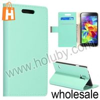 Leather Cases for Samsung Galaxy S5, Flip Cover for Samsung Galaxy S5, Mobile Phone Case for Samsung S5