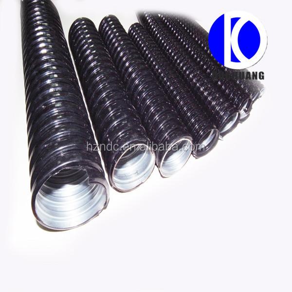 Gi flexible conduit pvc electrical