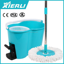 New product 2015 magic floor mop lock and lock cleaning mop magic mop 360