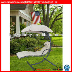 value combo chair with stand and canopy lounge