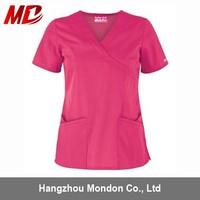 Medical Scrub Suit Uniform For Nurse