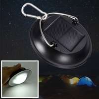 Brand New Best Price Portable LED Solar Power Bulb Hanging Camping Lantern Waterproof Outdoor Lamp Super Quality
