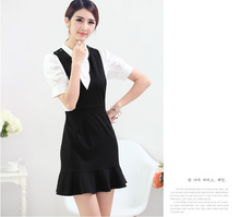 2015 high quality silk stitching style princess cutting blouse for girls
